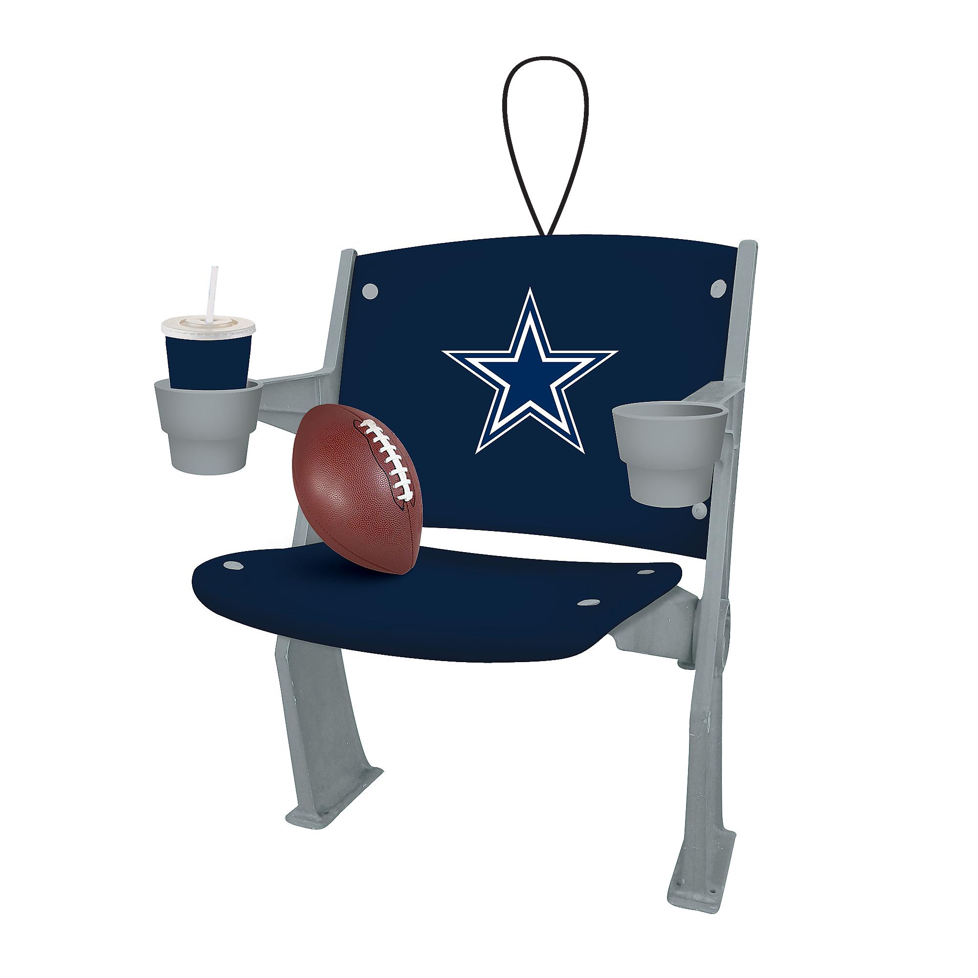 Dallas Cowboys Stadium Chair Ornament
