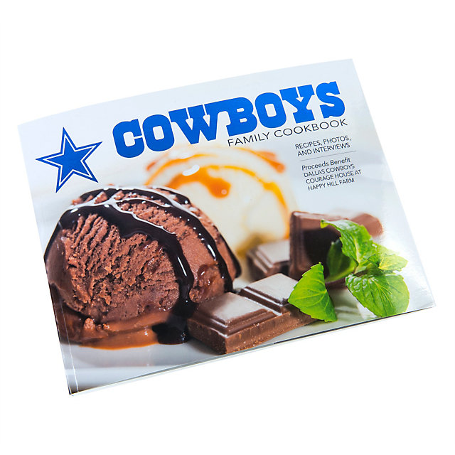 Dallas Cowboys 2015 Family Cookbook