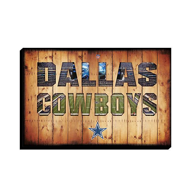 Dallas Cowboys Canvas Art