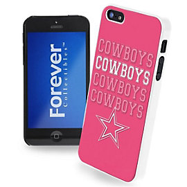 Dallas Cowboys Pink Apple iPhone 5 Hard Case