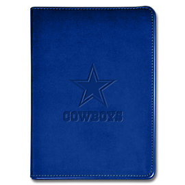Dallas Cowboys Laser Etched Colored Journal