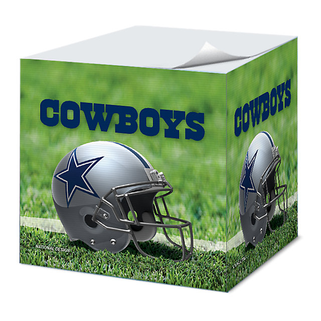 Dallas Cowboys Sticky Note Cube