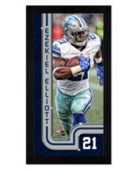 Dallas Cowboys Ezekiel Elliott Mini Frame