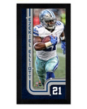 Dallas Cowboys Ezekiel Elliott Mini Frame