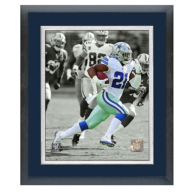 Dallas Cowboys 11x14 Ezekiel Elliott Sport Frame