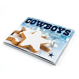 Dallas Cowboys 2016 Family Cookbook