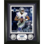 Dallas Cowboys Dak Prescott 2016 Rookie of the Year Silver Coin Photo Mint