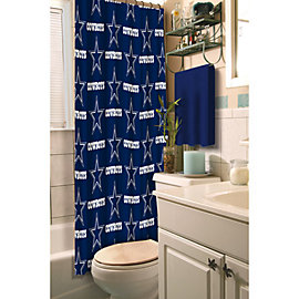 Dallas Cowboys Shower Curtain