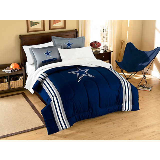 dallas cowboys bedroom decor dallas cowboys applique comforter bedding set 15066
