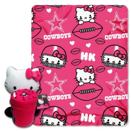 Hello kitty dallas cowboys