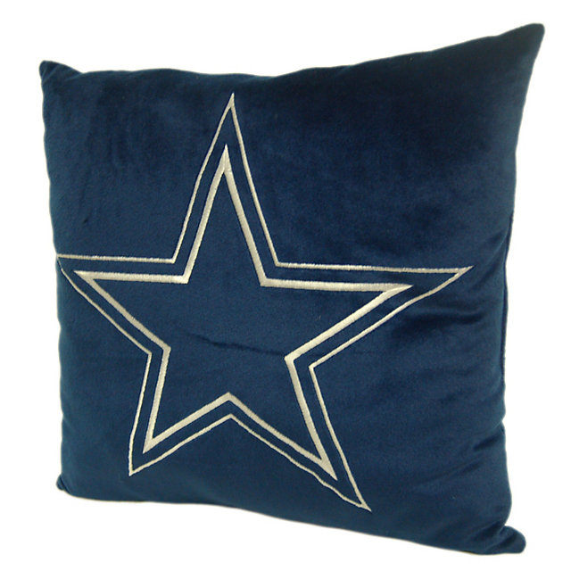 dallas cowboys applique star pillow home decor home dallas cowboys room decor home design ideas 187 home design 2017