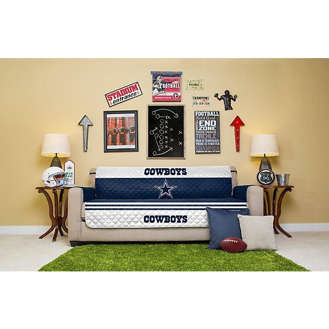 Dallas Cowboys Sofa Protector Home Decor Home Office Accessories Cowboys Catalog