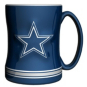 Dallas Cowboys Sculpted Relief Mug