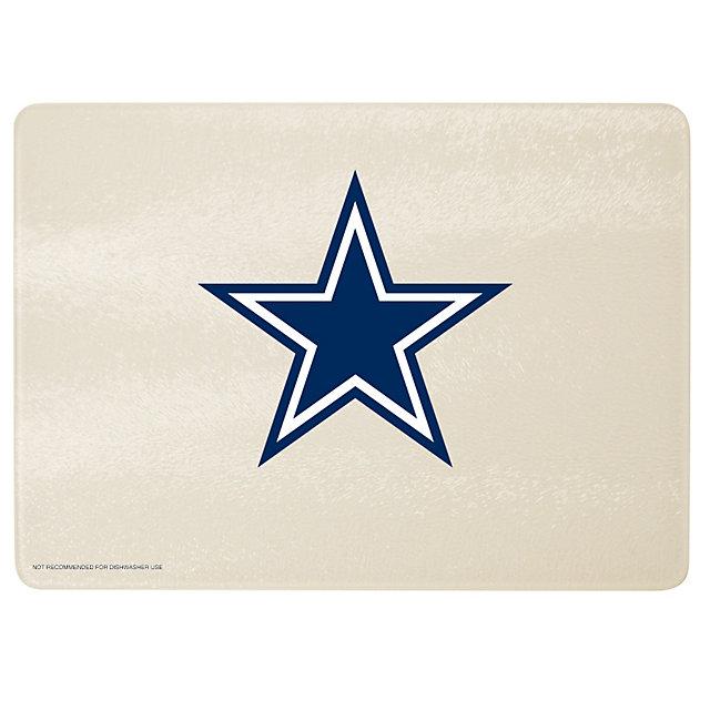 Dallas Cowboys Logo Cutting Board