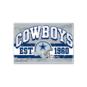 Dallas Cowboys 1960 Fridge Magnet