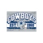 Dallas Cowboys 1960 Fridge Magnet