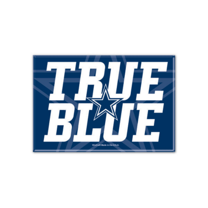 Dallas Cowboys True Blue Fridge Magnet | Kitchen | Home U0026 Office |  Accessories | Cowboys Catalog | Dallas Cowboys Pro Shop