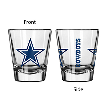 Dallas Cowboys Gameday Shot Glass