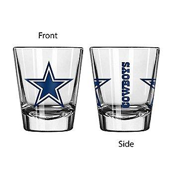 Dallas Cowboys Gameday Shot Glass