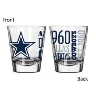 Dallas Cowboys Spirit Shot Glass