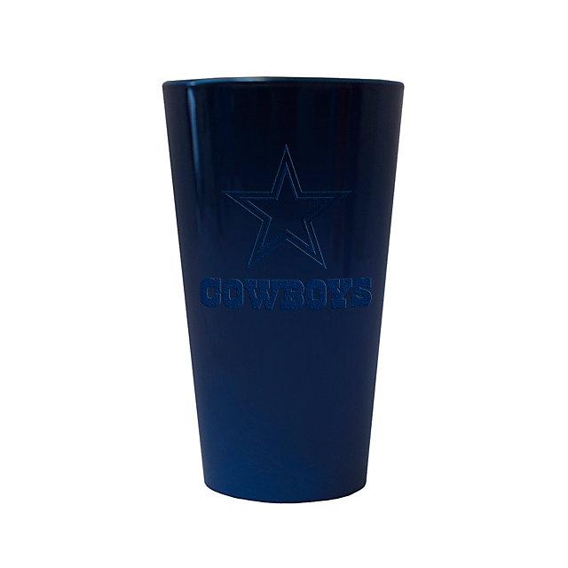 Dallas Cowboys Glitter Ice Pint