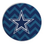 Dallas Cowboys Ceramic Chevron Coaster