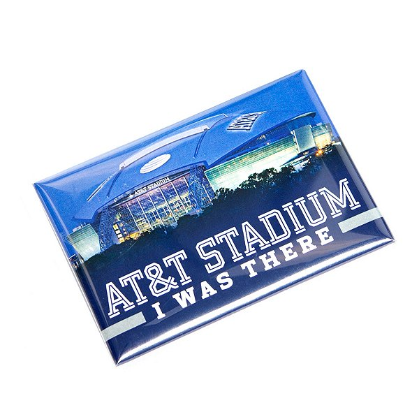 Dallas Cowboys Inaugural Season Logo Pin
