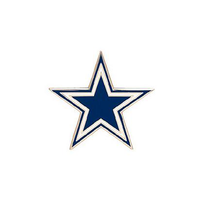 Dallas Cowboys Star Logo Pin Accessories Mens Cowboys Catalog