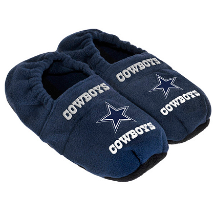 Dallas Cowboys Hot Footsies Microwavable Slippers Footwear Other Mens Catalog Pro