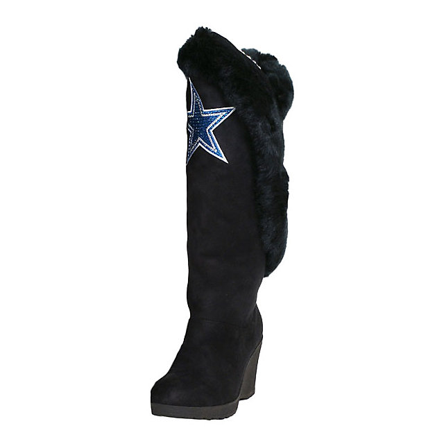 Dallas Cowboys Cuce The Cheerleader Boot | Footwear | Other ...