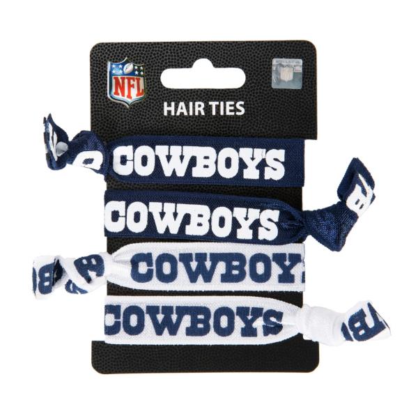Dallas Cowboys Elastic Hair Ties