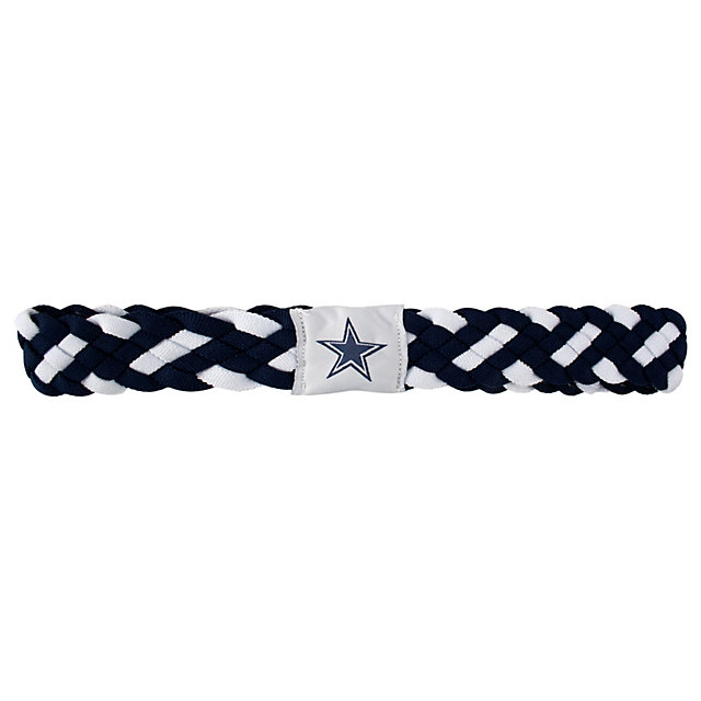 Dallas Cowboys Braided Headband