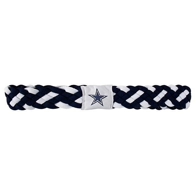 Dallas Cowboys Braided Headband
