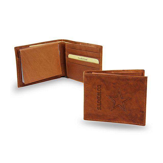 Dallas Cowboys Embossed Bifold Wallet