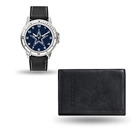 Dallas Cowboys Sparo Watch and Wallet Set