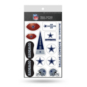 Dallas Cowboys Tattoo Variety Pack