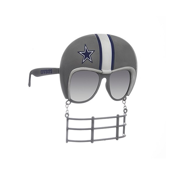 Dallas Cowboys Novelty Face Mask Sunglasses