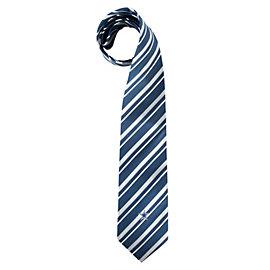 Dallas Cowboys Poly Woven Silk Stripe Tie