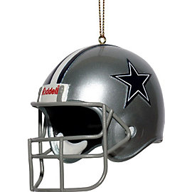 Dallas Cowboys Helmet Ornament