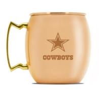 Dallas Cowboys 24 oz Copper Moscow Mule Mug