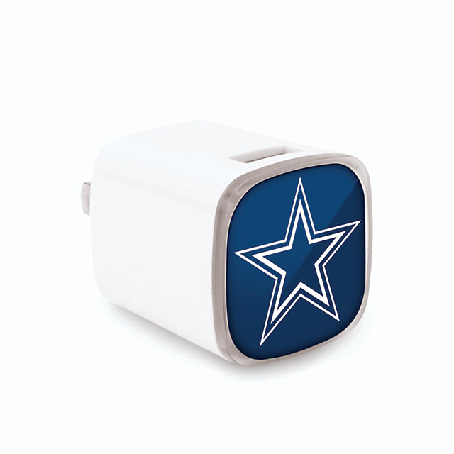 Dallas Cowboys Big Logo Wall Charger