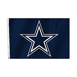 Dallas Cowboys 2x3 Logo Flag