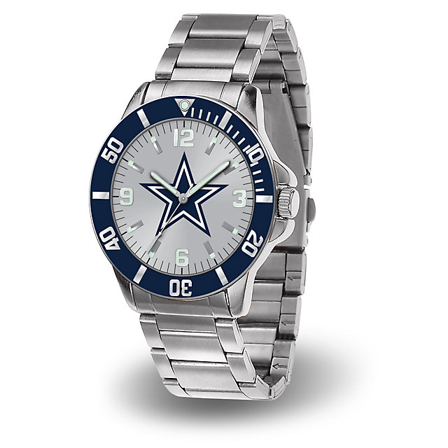 Dallas Cowboys Sparo Men's Key Watch