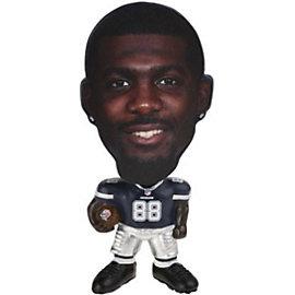 Dallas Cowboys Dez Bryant Flathlete Figurine