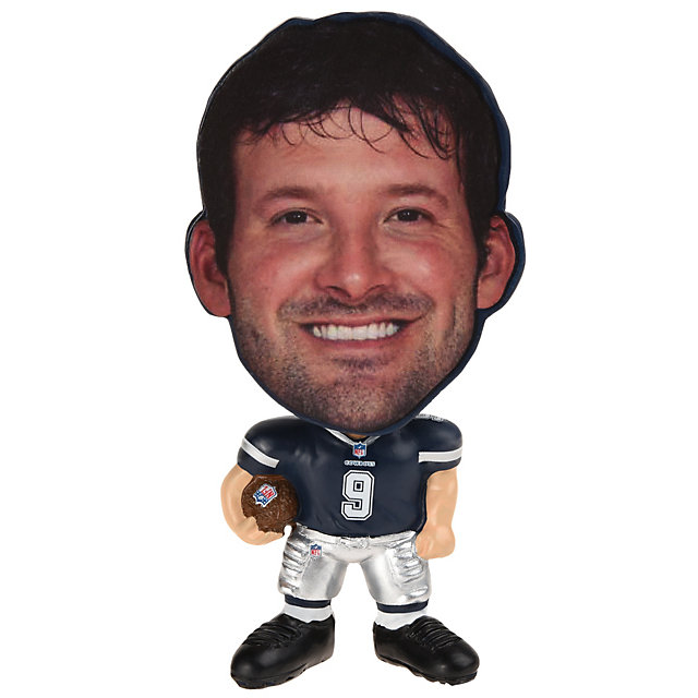 Dallas Cowboys Tony Romo Flathlete Figurine