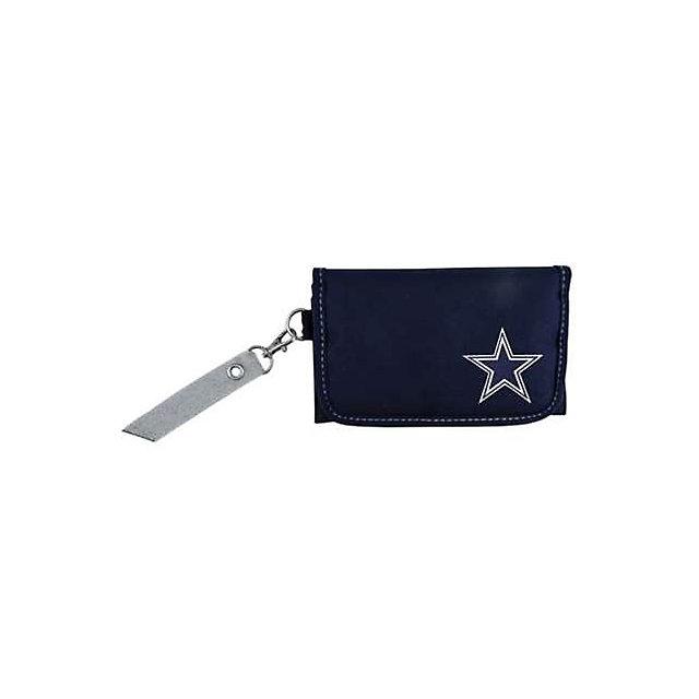 Dallas Cowboys Ribbon Organizer Wallet
