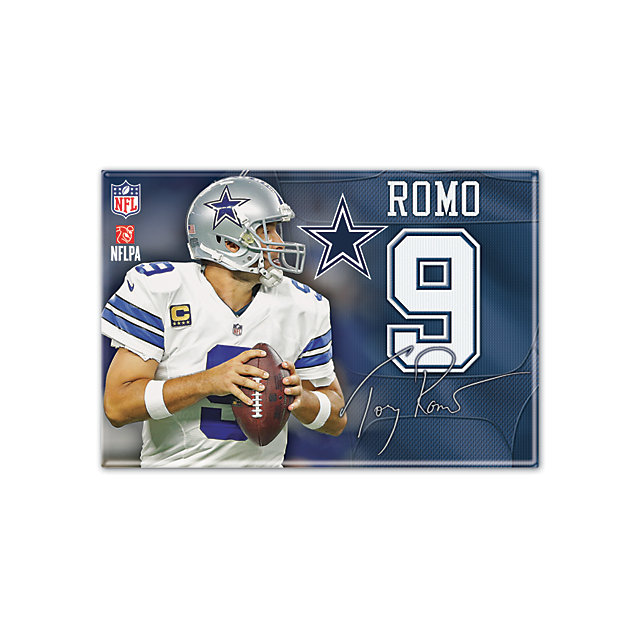 Dallas Cowboys Tony Romo Player Magnet