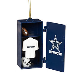 Dallas Cowboys Sports Locker Ornament