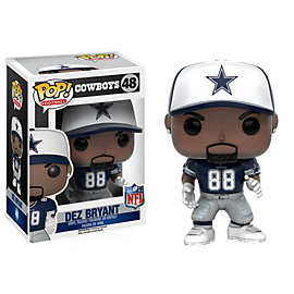 Dallas Cowboys Funko POP Wave 3 Dez Bryant Vinyl Figure