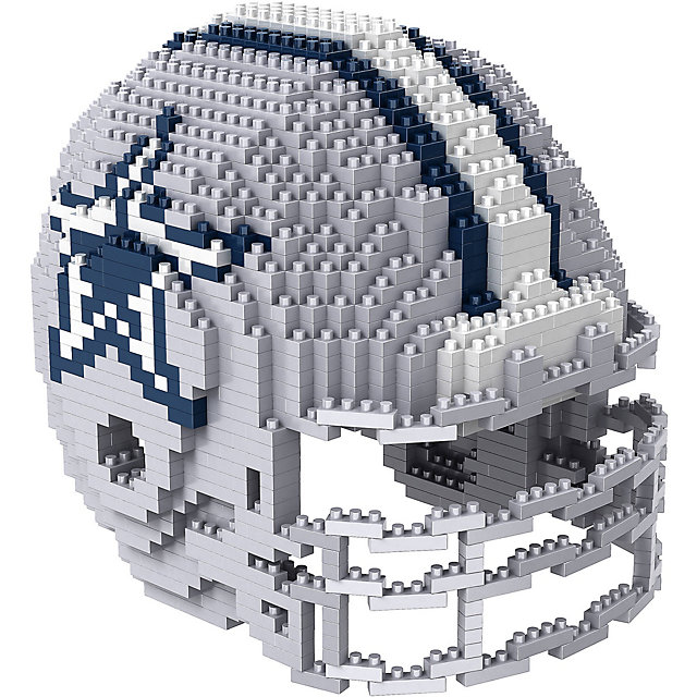 Dallas Cowboys BRXLZ 3D Mini Helmet Puzzle